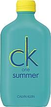 Духи, Парфюмерия, косметика Calvin Klein CK One Summer 2020 - Туалетная вода