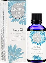 Духи, Парфюмерия, косметика Концентрированное масло для тела - Arnica 35 Strong Oil