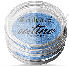 Духи, Парфюмерия, косметика Пудра для ногтей - Silcare Satine Powder