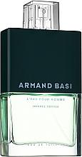 Духи, Парфюмерия, косметика Armand Basi L'Eau Pour Homme Intense Vetiver - Туалетная вода