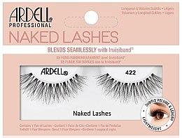 Духи, Парфюмерия, косметика Накладные ресницы - Ardell Naked Lashes 422