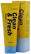 Духи, Парфюмерия, косметика Очищающая пенка для сияния кожи - Eunyul Clean & Fresh Pure Brightening Foam Cleanser