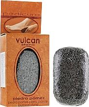 Духи, Парфюмерия, косметика Пемза, 98x58x37мм, Dark Grey - Vulcan Pumice Stone