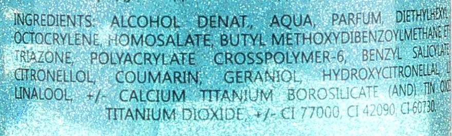 Bi-es Blossom Hills Sparkling Body Mist - Парфюмированный мист для тела с блеском — фото N4