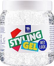 """Духи, Парфюмерия, косметика Гель для укладки волос """"Мокрый эффект"""" - Hegron Styling Gel Wet Look"""