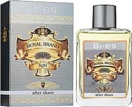 Духи, Парфюмерия, косметика Bi-Es Royal Brand Light - Лосьон после бритья