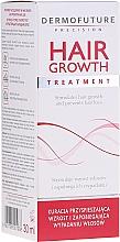 Духи, Парфюмерия, косметика Курс против выпадения волос - DermoFuture Hair Growth Peeling Treatment