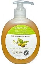 """Духи, Парфюмерия, косметика Жидкое мыло для рук """"Глубокой очистки"""" - Bentley Organic Body Care Deep Cleansing Handwash"""