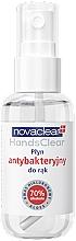 Духи, Парфюмерия, косметика Антибактериальный спрей для рук - Novaclear Hands Clear