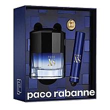 Духи, Парфюмерия, косметика Paco Rabanne Pure XS - Набор (edt/50ml + edt/mini/10ml)