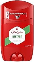 Духи, Парфюмерия, косметика Твердый дезодорант - Old Spice Restart Deodorant Stick