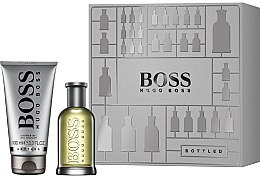 Духи, Парфюмерия, косметика Hugo Boss Boss Bottled - Набор (edt/50ml + sh/gel/100ml)