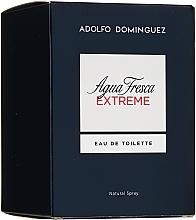 Духи, Парфюмерия, косметика Adolfo Dominguez Agua Fresca Extreme - Туалетная вода