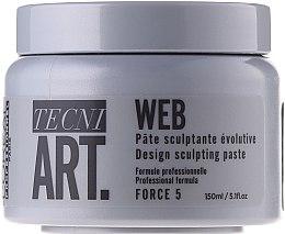 Духи, Парфюмерия, косметика Паста моделирующая для дизайна - L'Oreal Professionnel Tecni.art A-Head Web Force 5