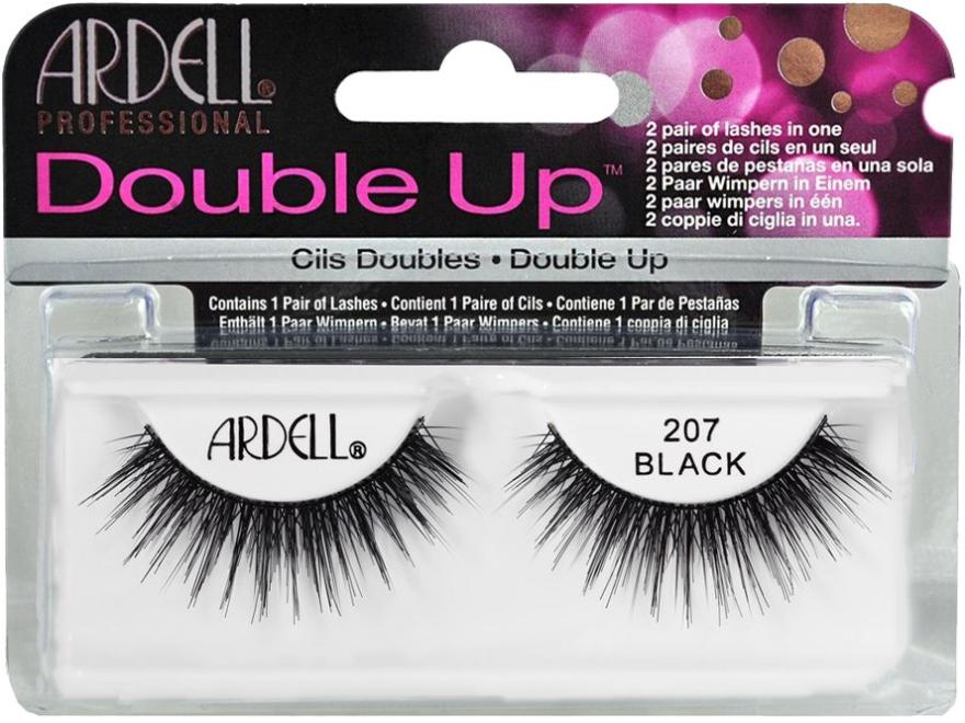 Накладные ресницы - Ardell Double Up 207 Black — фото N1