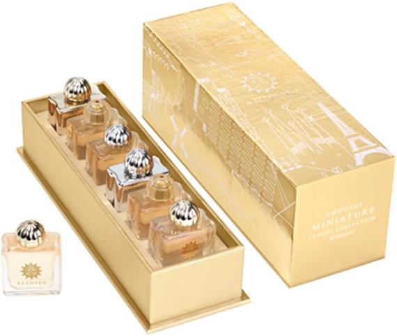 Amouage Miniature Classic Collection Women - Набор миниатюр — фото N3