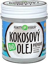 Духи, Парфюмерия, косметика Кокосове масло без запаха - Purity Vision Bio Coconut Oil