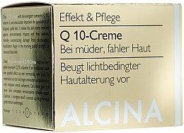 Духи, Парфюмерия, косметика Крем с Q10 - Alcina Q 10 Creme