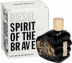 Духи, Парфюмерия, косметика Diesel Spirit Of The Brave - Туалетная вода (тестер без крышечки)
