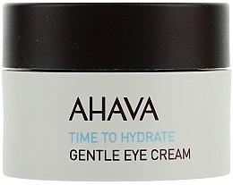 Духи, Парфюмерия, косметика Крем для кожи вокруг глаз - Ahava Time To Hydrate Gentle Eye