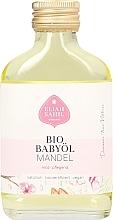 Духи, Парфюмерия, косметика Органическое миндальное масло для детей - Eliah Sahil Organic Almond Baby Oil