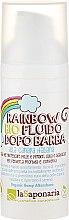Духи, Парфюмерия, косметика Био-флюид после бритья - La Saponaria Rainbow Organic After Shave Fluid
