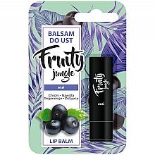 "Духи, Парфюмерия, косметика Бальзам для губ ""Асаи"" - Farmapol Fruity Jungle Lip Balm"