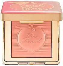 Духи, Парфюмерия, косметика Финишная пудра - Too Faced Peach Blur Translucent Smoothing Finishing Powder