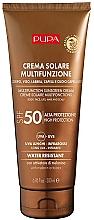 Духи, Парфюмерия, косметика Увлажняющий солнцезащитный крем для всего тела SPF 50 - Pupa Multifunction Sunscreen Cream