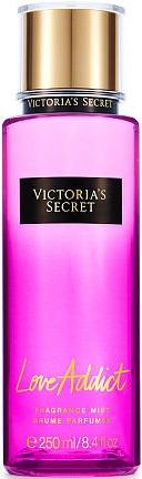 Парфюмированный спрей для тела - Victoria's Secret Love Addict Mist — фото N1