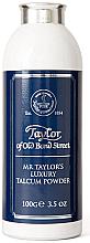 Духи, Парфюмерия, косметика Taylor of Old Bond Street Mr Taylor Luxury Talcum Powder - Тальк