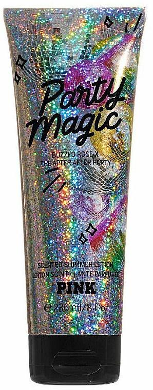 Лосьон для тела - Victoria's Secret Pink Party Magic Fragrance Body Lotion — фото N1