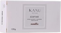 """Кусковое мыло """"Ваниль"""" для рук и тела - Kanu Nature Soap Bar Vanilla — фото N1"""