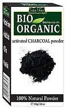 """Духи, Парфюмерия, косметика Порошок """"Активированный уголь"""" для ухода за лицом и волосами - Indus Valley Bio Organic Activated Charcoal Powder"""