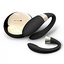 Духи, Парфюмерия, косметика Вибромассажер для пар, черный - Lelo Tiani 2 Design Edition