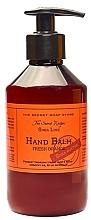 "Духи, Парфюмерия, косметика Бальзам для рук ""Свежий апельсин"" - The Secret Soap Store Shea Line Fresh Orange Hand Balm"