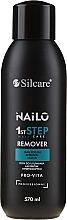 Духи, Парфюмерия, косметика Безацетоновая жидкость для снятия лака - Silcare Nailo Pro-Vita