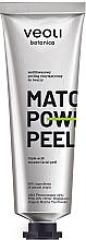 Духи, Парфюмерия, косметика Мультикислотный энзимный пилинг - Veoli Botanica Matcha Power Peeling
