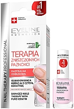 Духи, Парфюмерия, косметика Кондиционер для ногтей - Eveline Cosmetics Nail Therapy Professional Therapy For Damage Nails