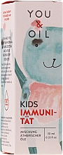 Смесь эфирных масел для детей - You & Oil KI Kids-Immunity Essential Oil Blend For Kids — фото N1