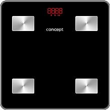 Духи, Парфюмерия, косметика Диагностические весы VO4001, черные - Concept Body Composition Smart Scale