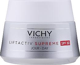 Духи, Парфюмерия, косметика Крем-уход против морщин для упругости кожи SPF 30 - Vichy Liftactiv Supreme Intensive Anti-Wrinkle Day Cream SPF30