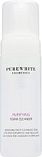 Духи, Парфюмерия, косметика Очищающая пенка для умывания - Pure White Cosmetics Purifying Foam Cleanser