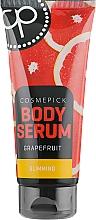 Духи, Парфюмерия, косметика Сыворотка для похудения с ароматом грейпфрута и имбиря - Cosmepick Body Serum Grapefruit
