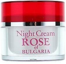 Крем ночной для лица - BioFresh Rose of Bulgaria Rose Night Cream — фото N1