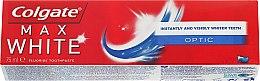 Духи, Парфюмерия, косметика Зубная паста отбеливающая - Colgate Max White One Optic Fluoride Toothpaste