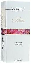 Духи, Парфюмерия, косметика Восстанавливающий крем для кожи вокруг глаз - Christina Muse Restoring Eye Cream