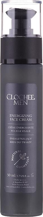 Набор - Clochee Men Facial & Body Skin Care Set (f/cr/50ml + show/gel/250ml + bag) — фото N5
