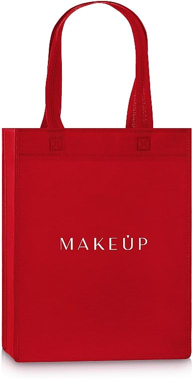 "Сумка-шоппер, бордовая ""Springfield"" - MakeUp Eco Friendly Tote Bag — фото N1"