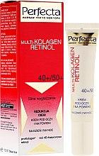 Духи, Парфюмерия, косметика Крем под глаза - Dax Cosmetics Perfecta Multi-Collagen Retinol Eye Cream 40+/50+